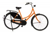 Nostalgie Hollandrad ``Avalon`` Damen 28 Zoll, Rh 57 cm, 1 Gang /orange/