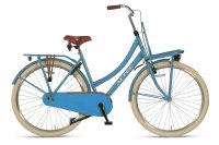 Hollandrad Altec ``URBAN`` 28 Zoll, 1 Gang, Rh. 53 cm Damenrad Fahrrad Transportrad /aqua/